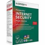 Kaspersky Internet Security 2015 for Free Shipped After Rebate