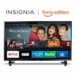 Insignia 39in 1080p Fire TV Smart LED HDTV for $129.99 Shipped