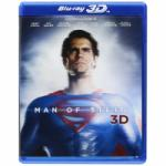 Man of Steel Blu-ray 3D + Blu-ray for $9.99