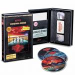 Stranger Things Season 2 Collectors Edition Blu-ray + DVD for $5