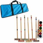Trademark Global Croquet Set with Carrying Case for $14.67 Shipped