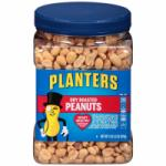 3 Boxes of Planters Dry Roasted Peanuts for $13.45 Shipped