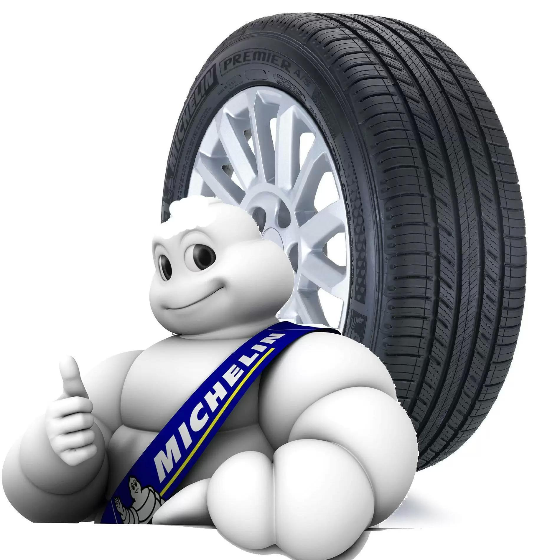 Costco Any Set 4 Michelin Tires with Installation Off