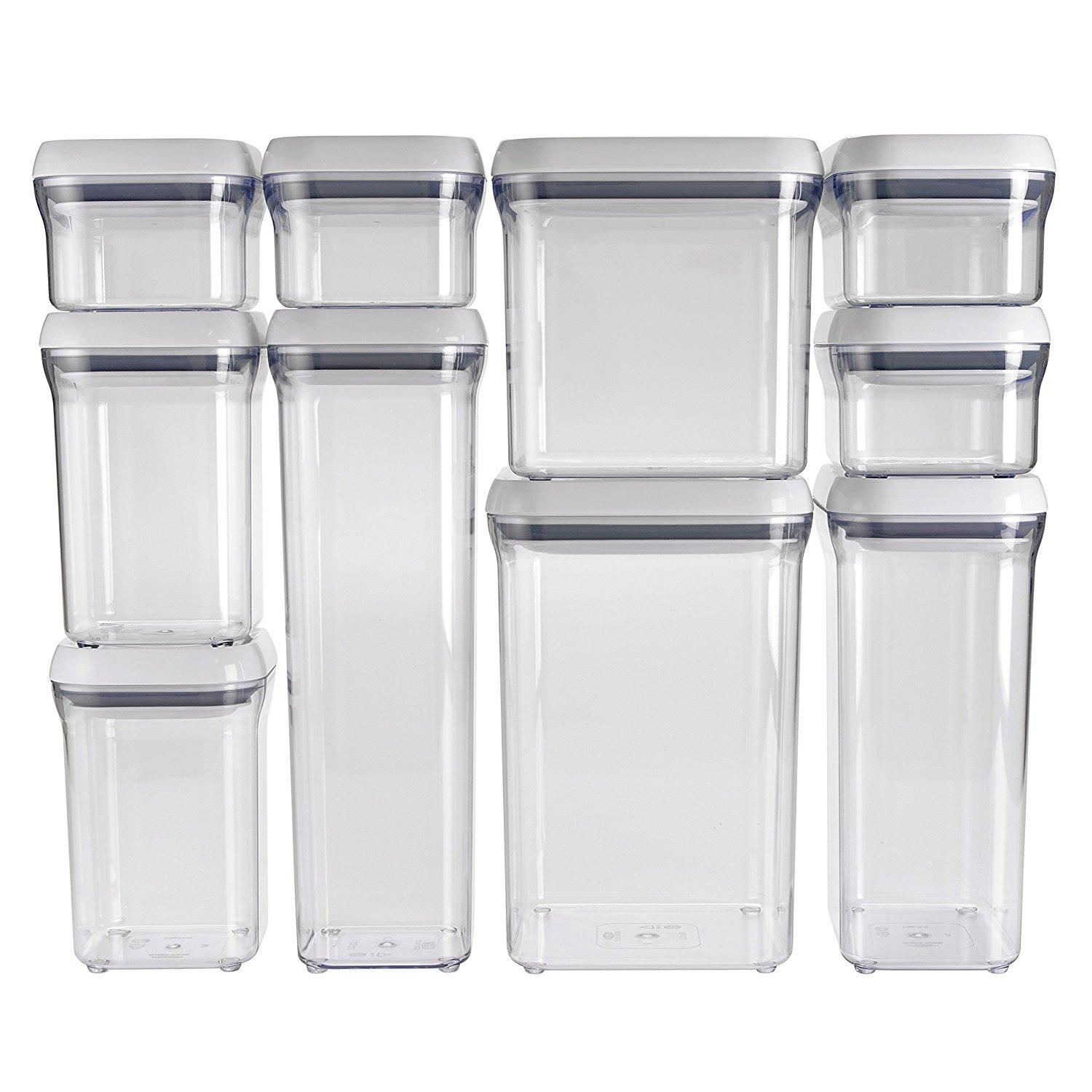 OXO Good Grips 10-Piece Container Set