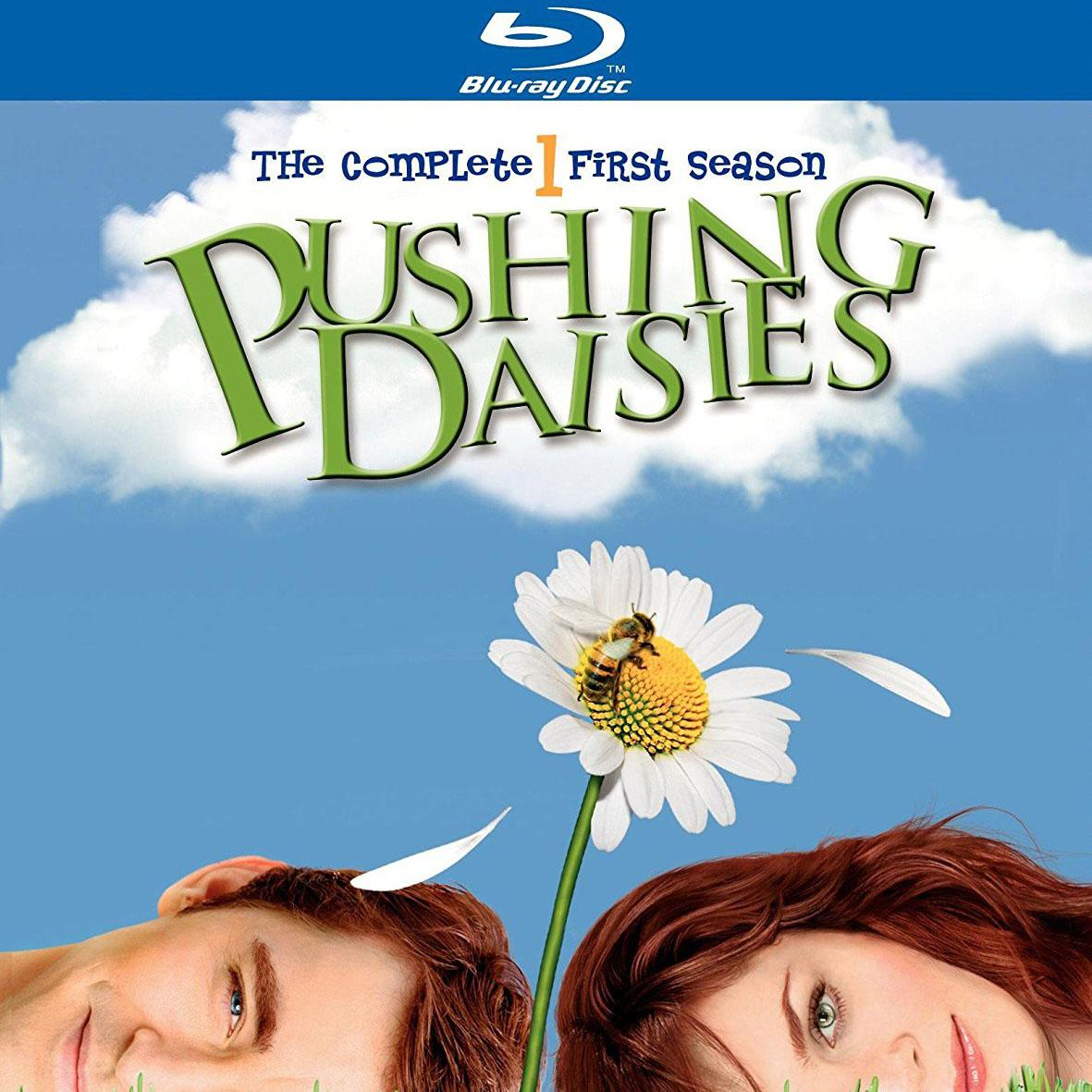 Pushing Daisies Complete Season Blu-Ray Boxset