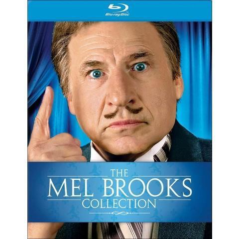 Mel Brooks Collection Blu-Ray