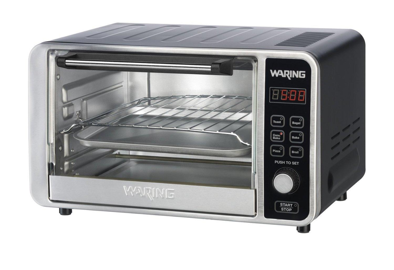 Countertop Convection Oven Best Buy : Best Buy is offering the Waring Pro Digital Convection Toaster Oven ...