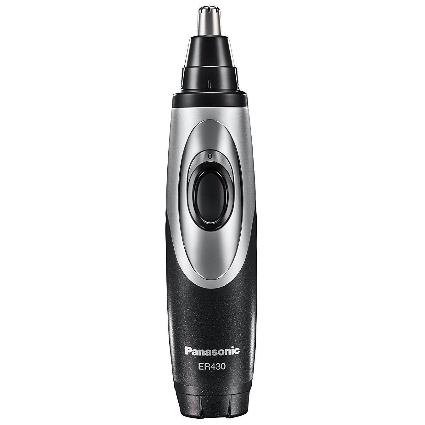 Panasonic ER430K Ear and Nose Trimmer with Vacuum