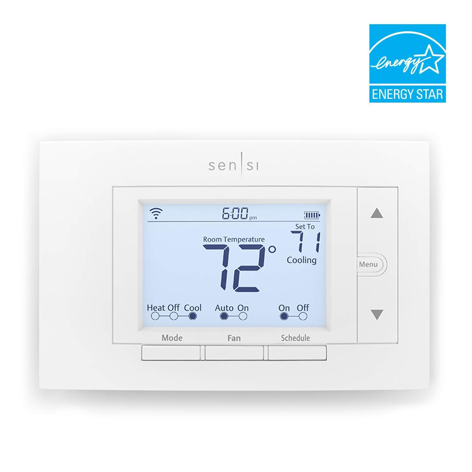 Sensi Wifi Programmable Thermostat