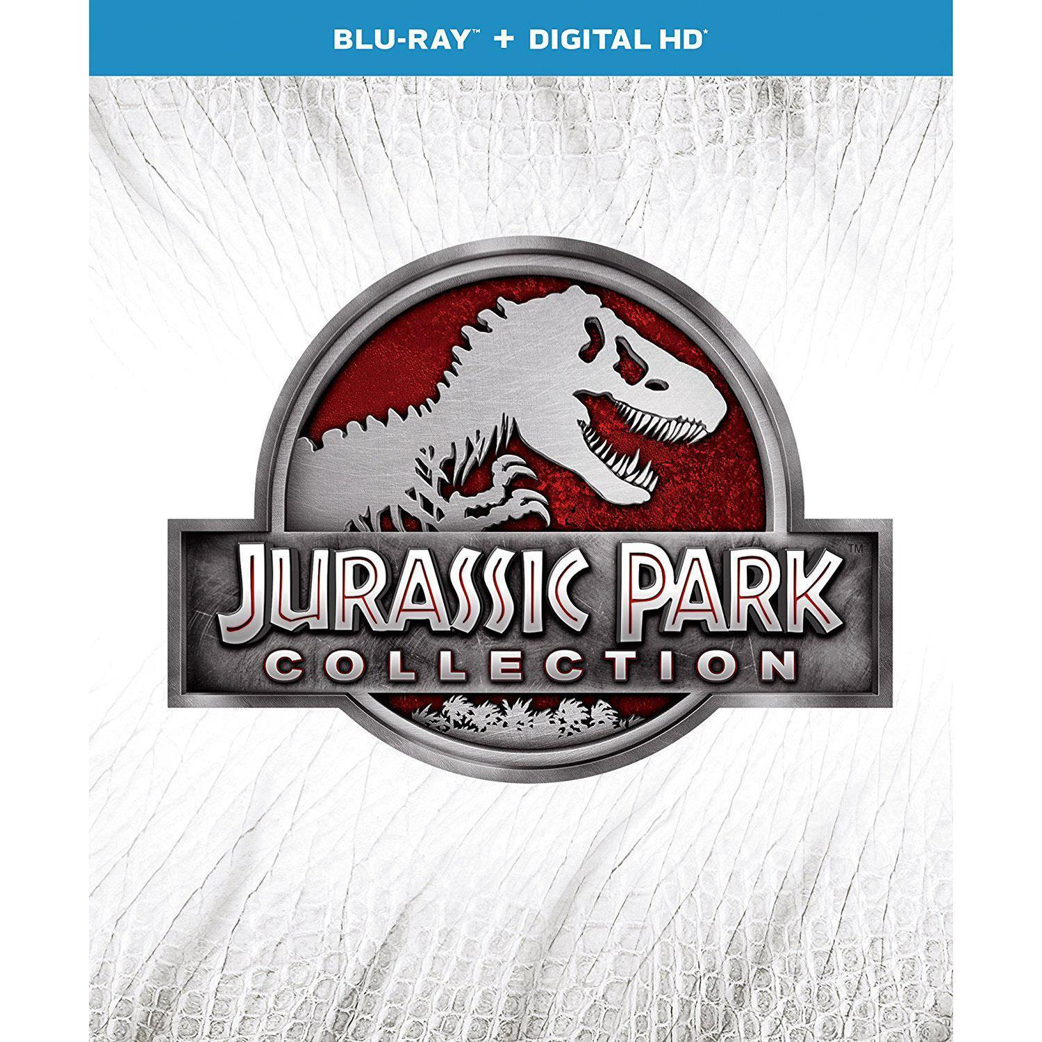 Jurassic Park Collection Blu-ray