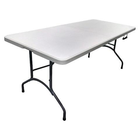 6ft Foldable Banquet Table