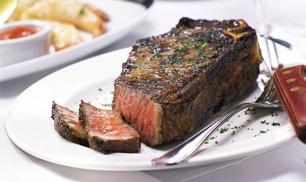 Flemings Steakhouse off Coupon
