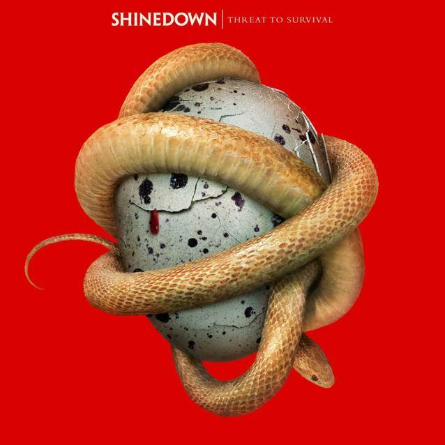 Shinedown Threat to Survival MP3 Album
