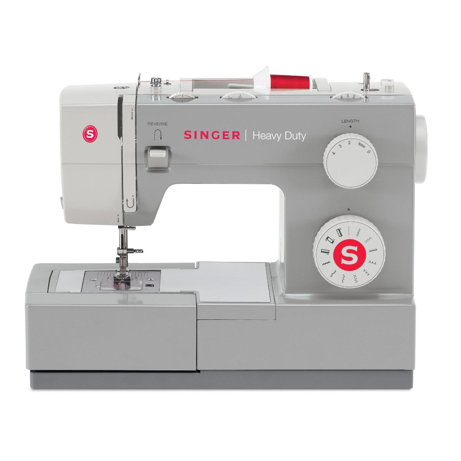 Singer 4411 Heavy Duty Extra-High Sewing Speed Machine