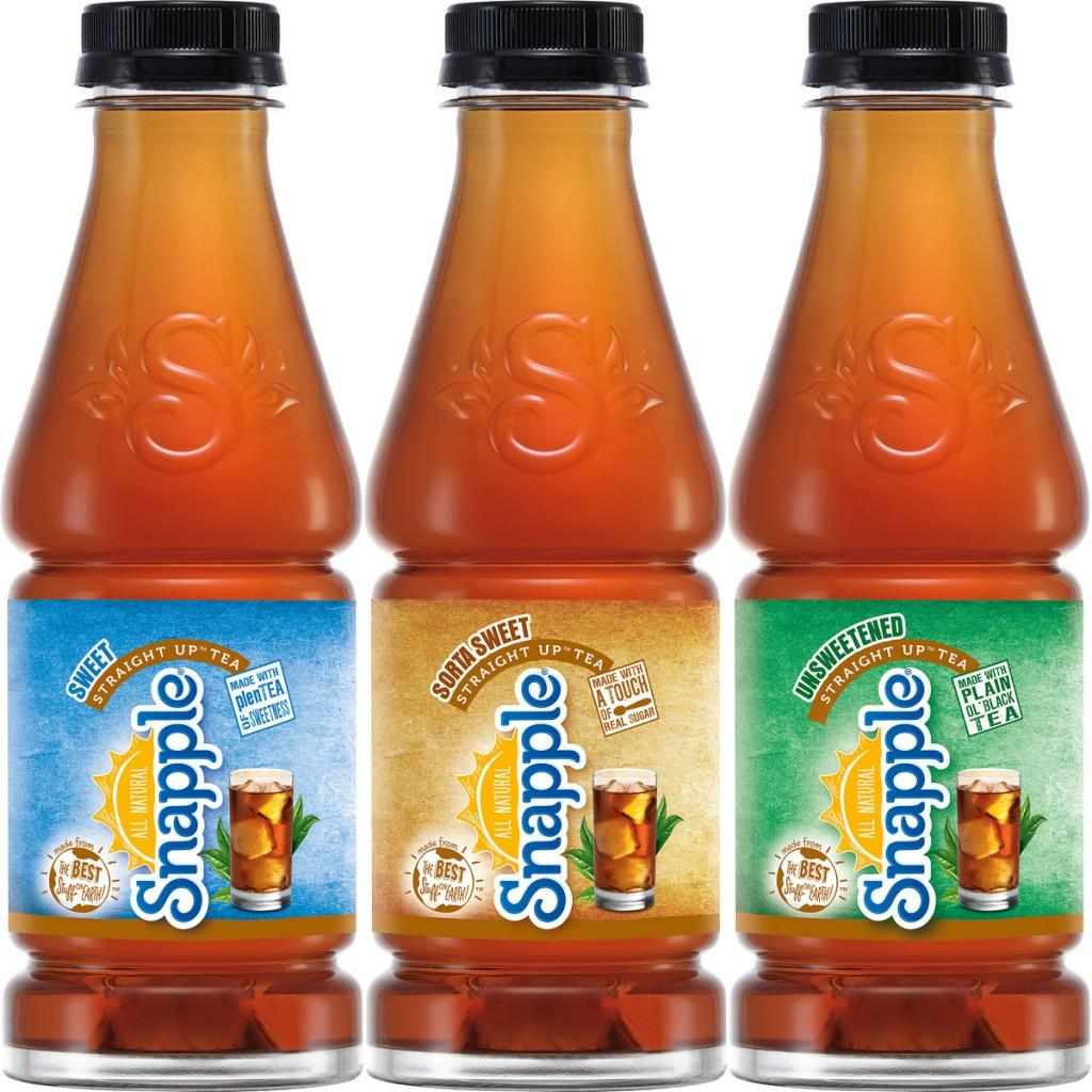 Free Snapple Drink Coupon June 10