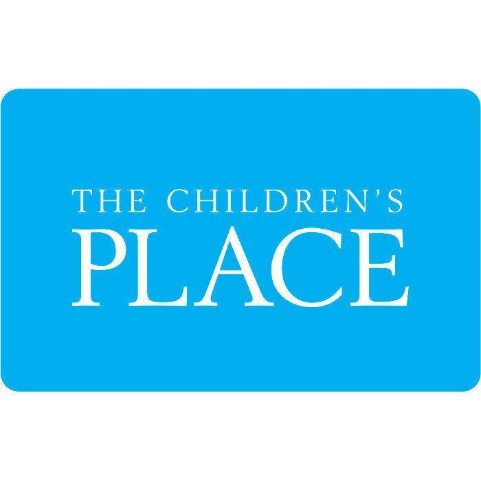 Childrens Place Gift Cards 20% Off