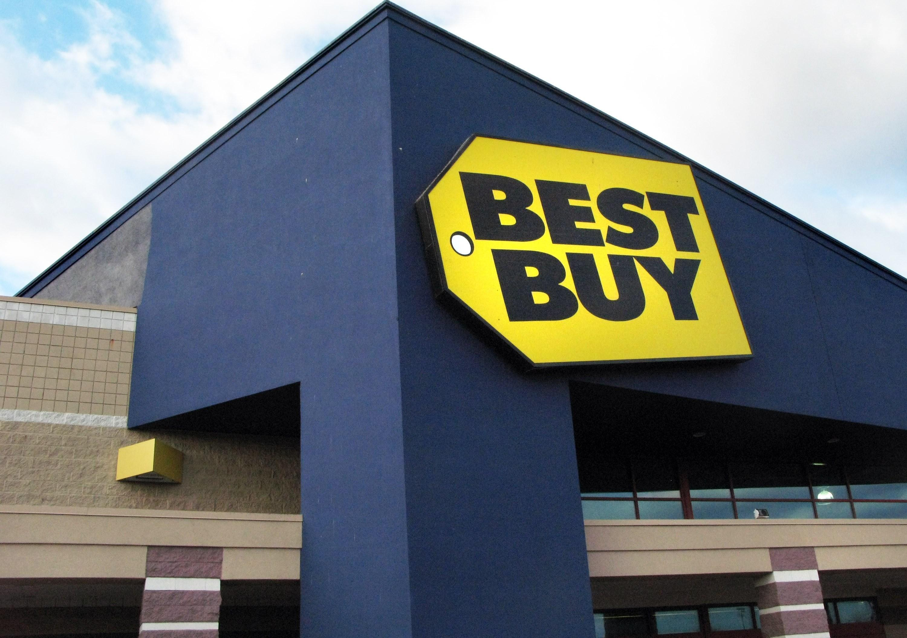 Best Buy off with Visa Checkout