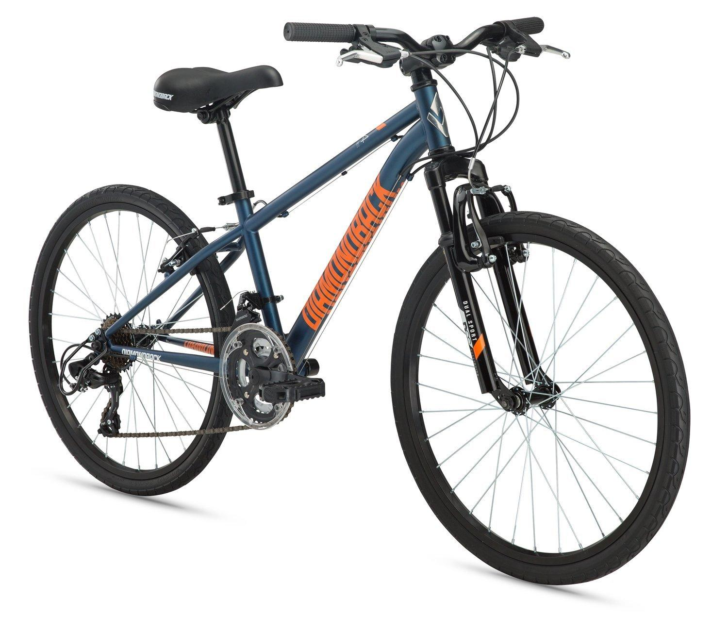 Diamondback Bicycles Dual Sport Bike for $198.49 Shipped