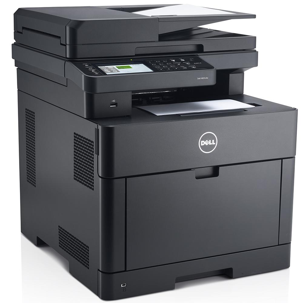 Out) Dell H825CDW Multifunction Cloud Laser Printer