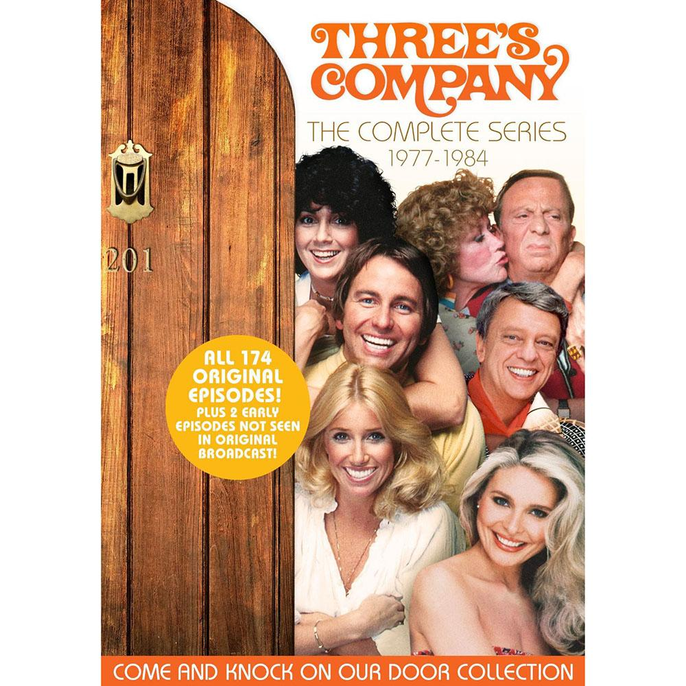 Threes Company Complete Series DVD