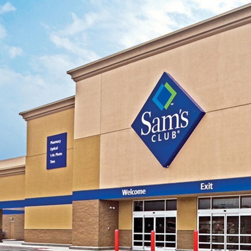 Sams Club Year Membership with Free Meal Package