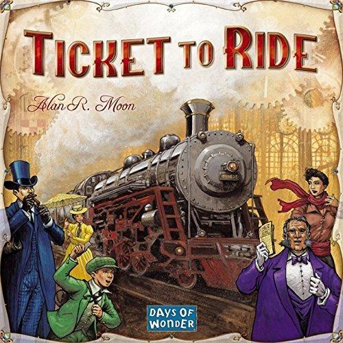 Ticket to Ride Europe Board Game for $23.01