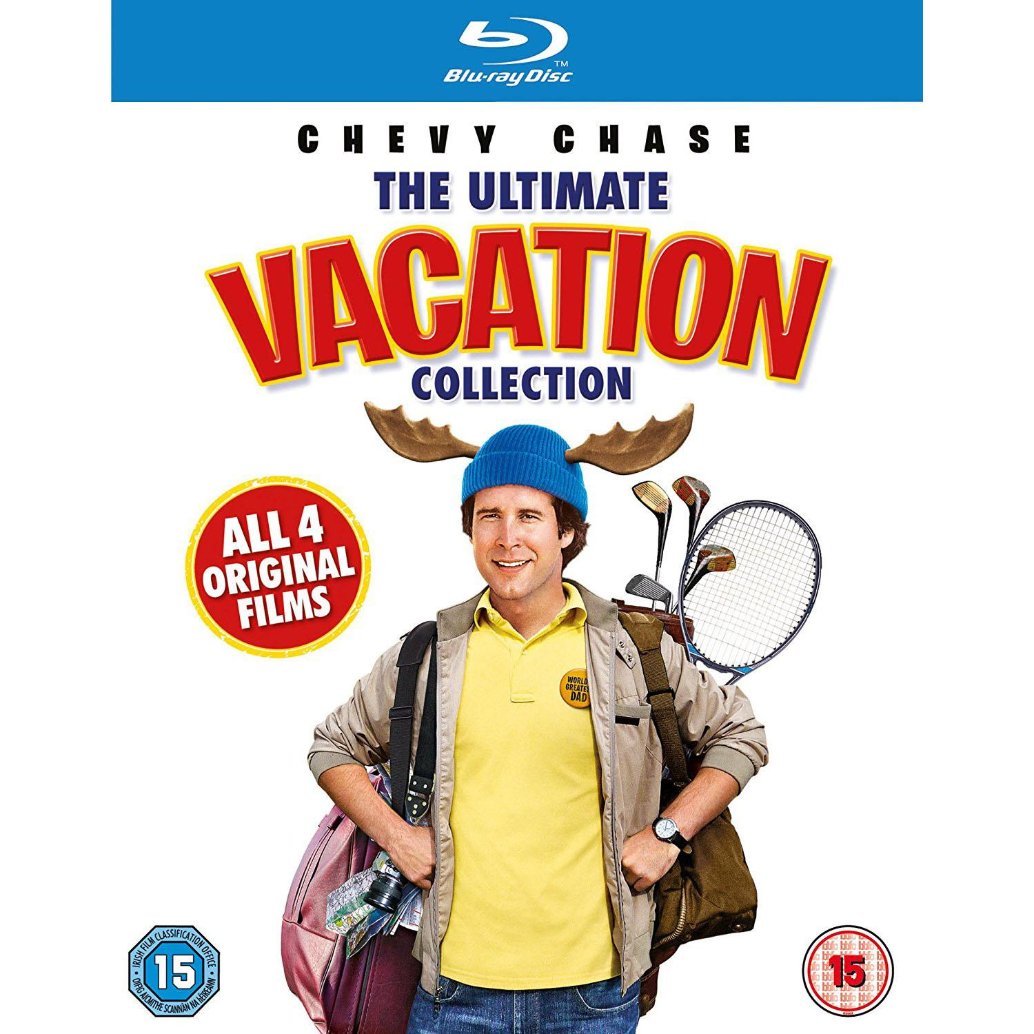 Ultimate National Lampoon Vacation Collection Blu-ray