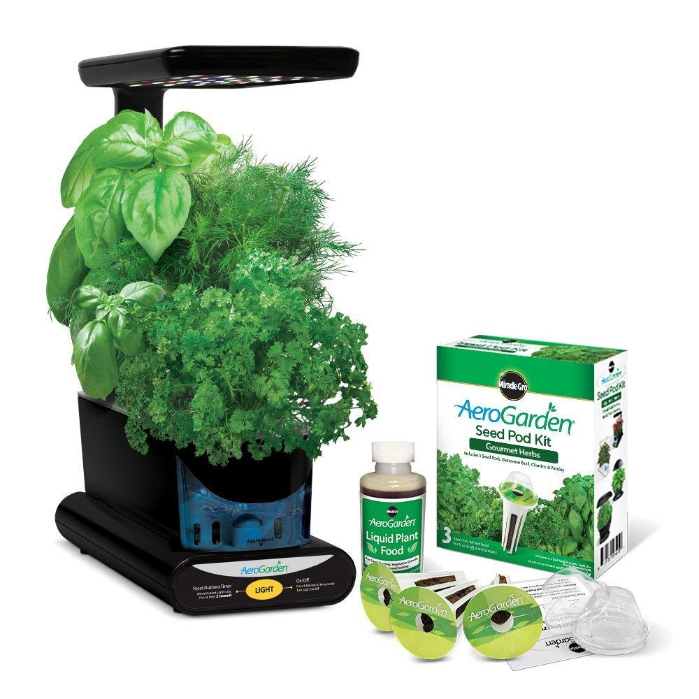 Miracle-Gro AeroGarden Sprout LED with Seed Kit
