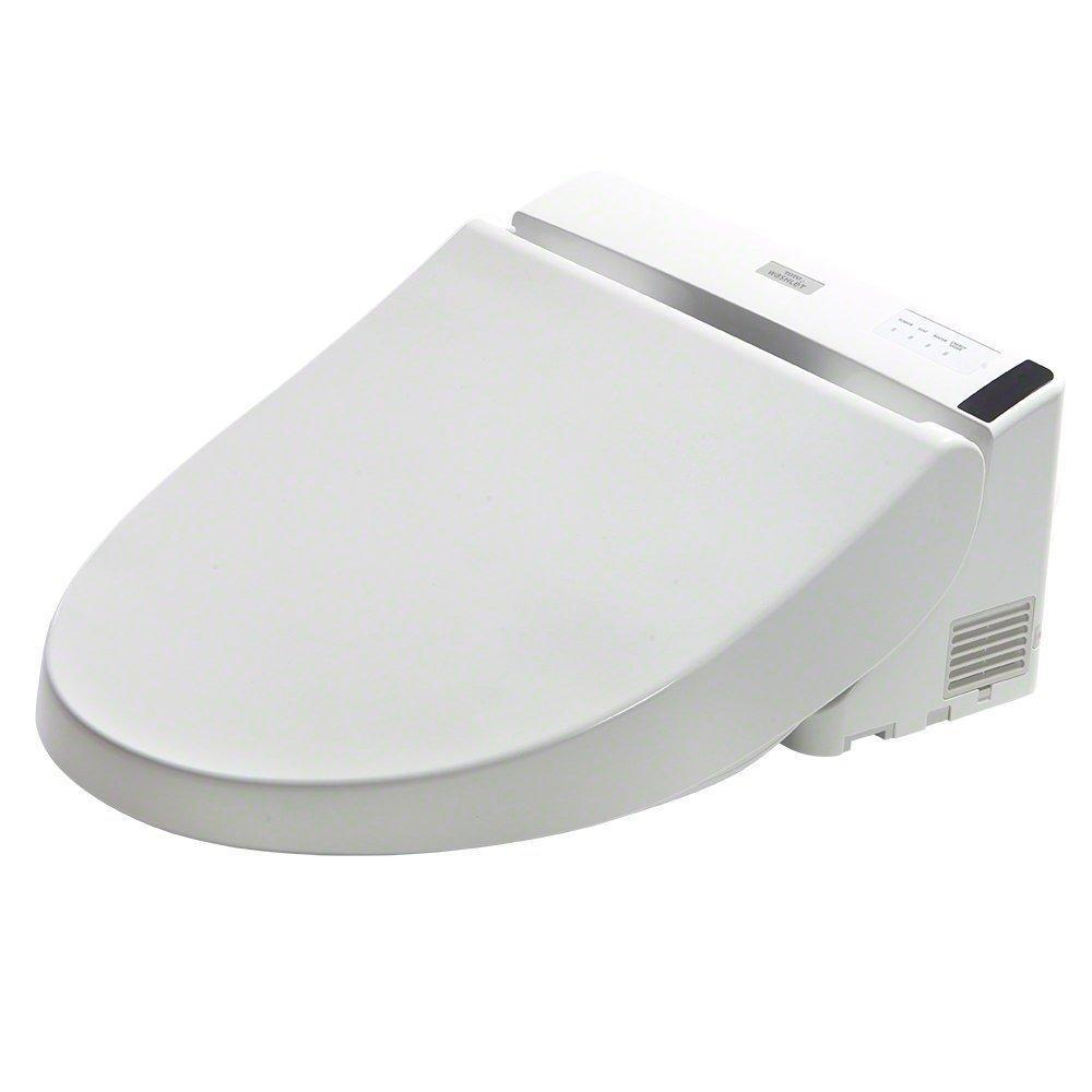 Toto Elongated Front Washlet Toilet Seat For 331 80 Shipped
