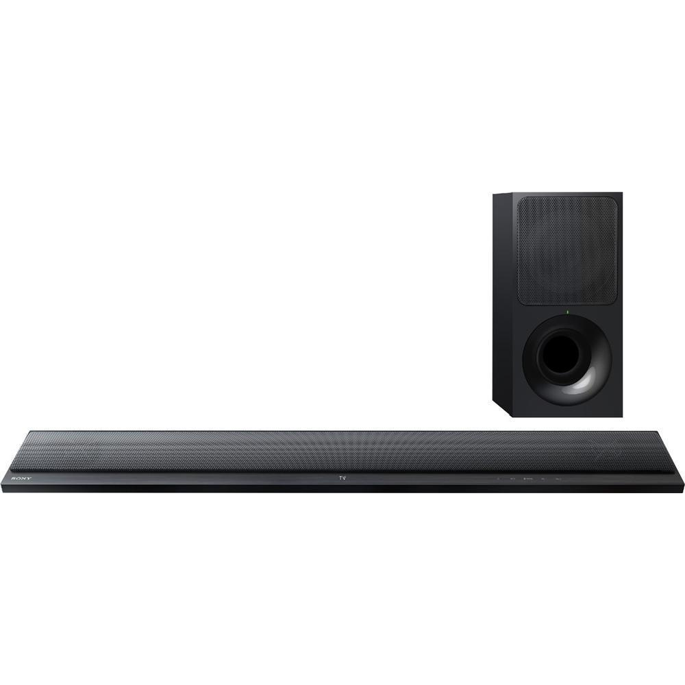 Sony Sound Bar with Blu-ray Player