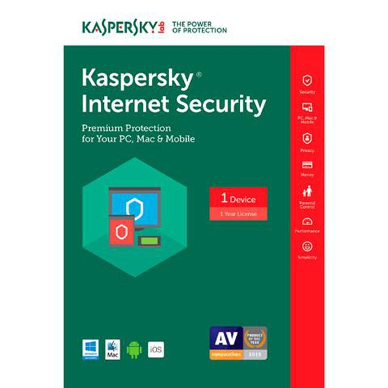 Out) Kaspersky Internet Security 2017 Free