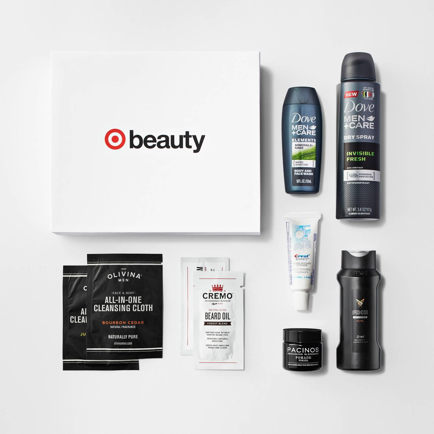 Target 7-Piece September Beauty Box for $7 Shipped