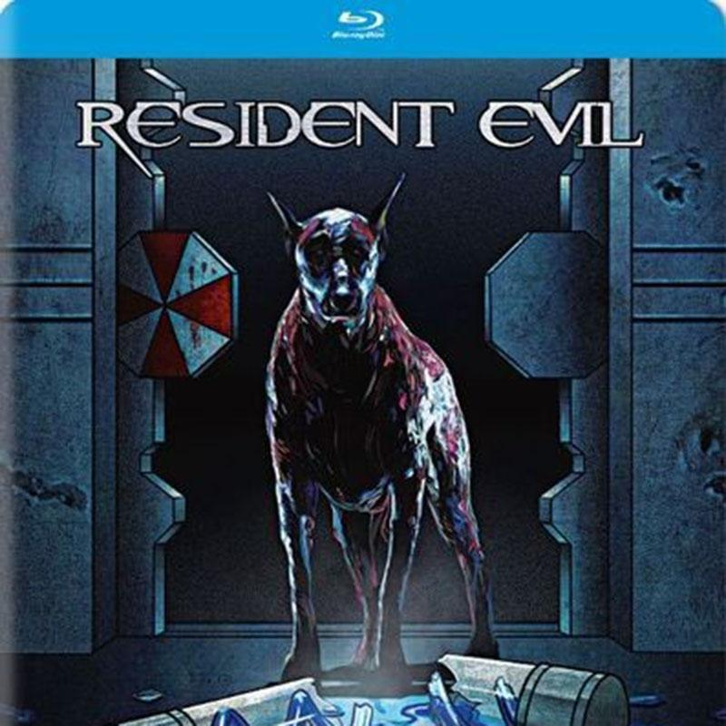 Resident Evil Blu-ray with Movie Cash