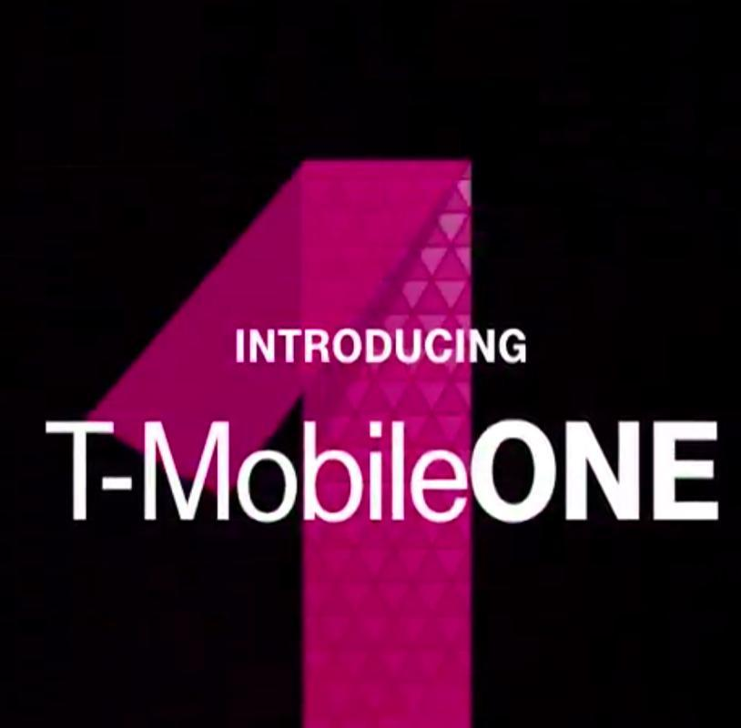 T-Mobile One Unlimited Plan 3-Lines