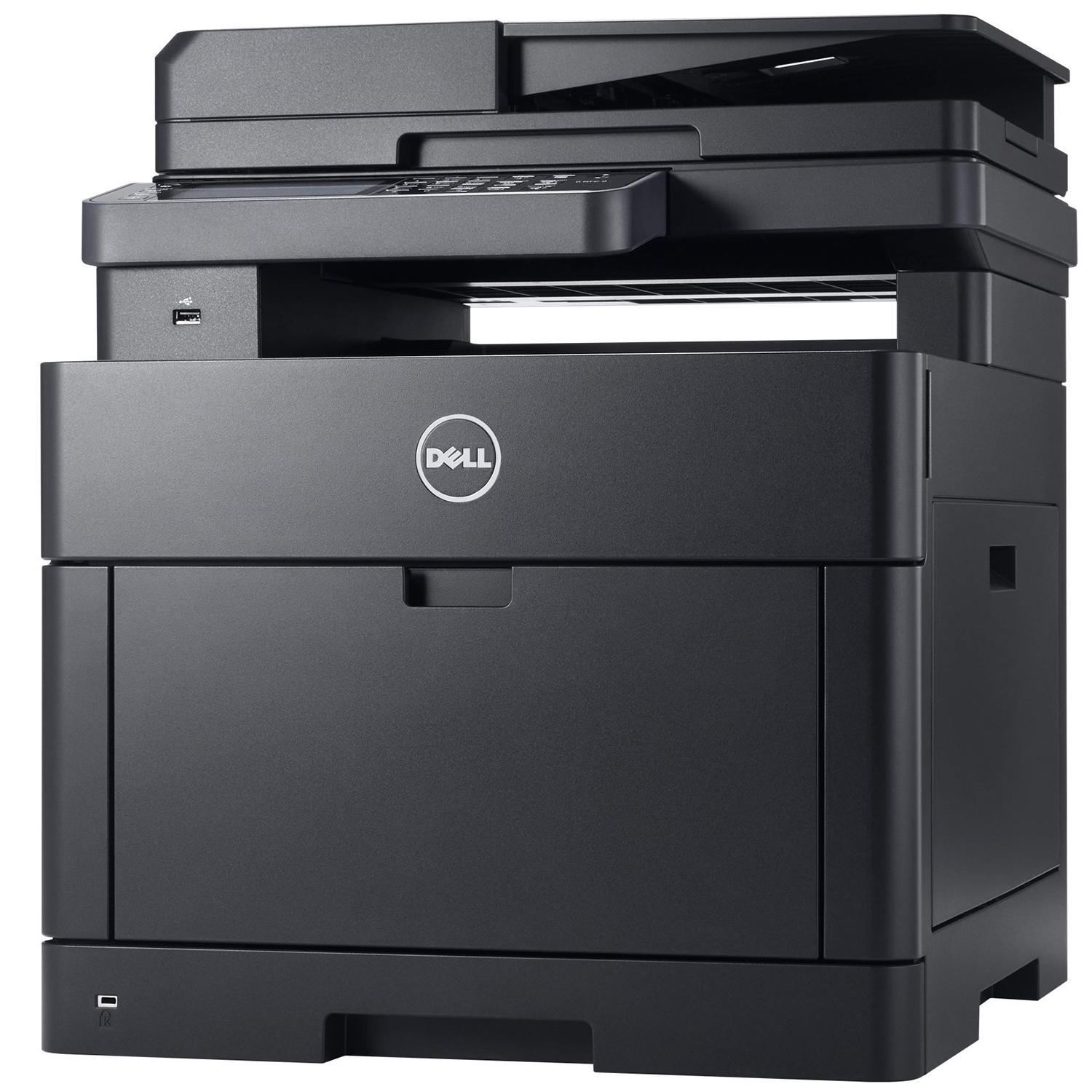 Dell H625CDW Multi-function Color Cloud Laser Printer
