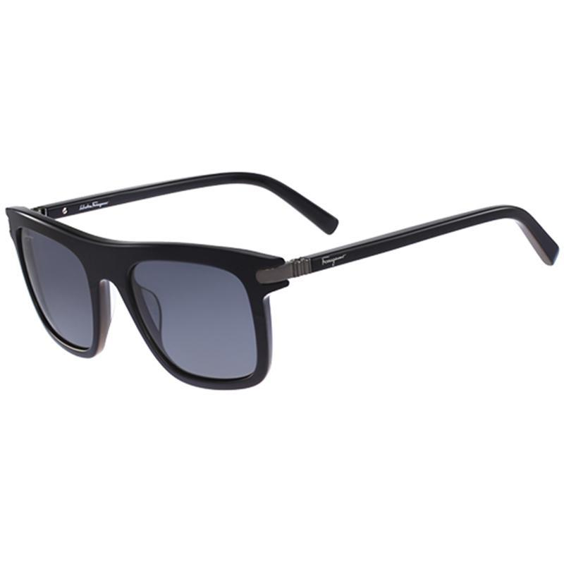Out) Salvatore Ferragamo Polarized Mens Sunglasses