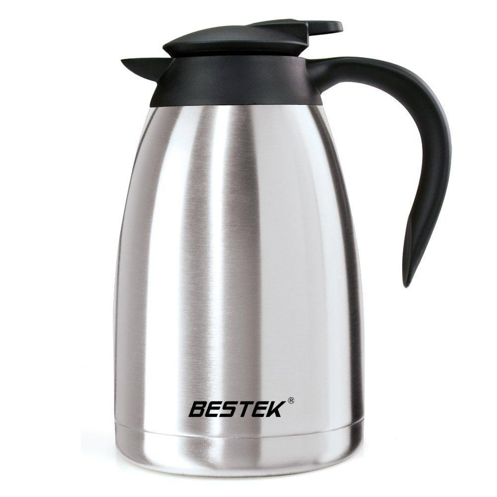 Bestek Stainless Steel Thermal Carafe
