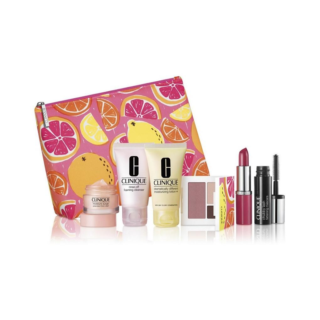 Free 7 Piece Clinique Gift Set with $28 Purchase