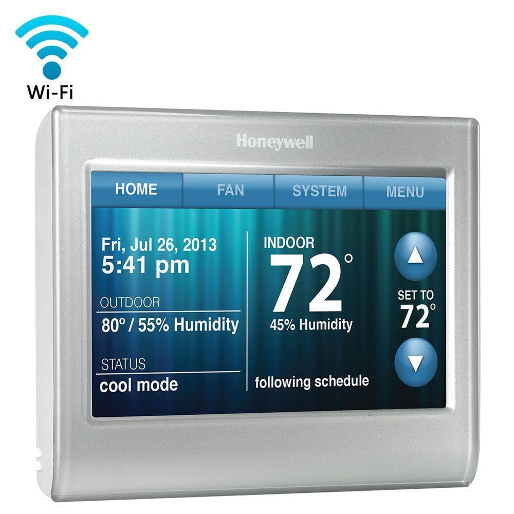 Honeywell Wi-Fi 9000 Touchscreen Thermostat