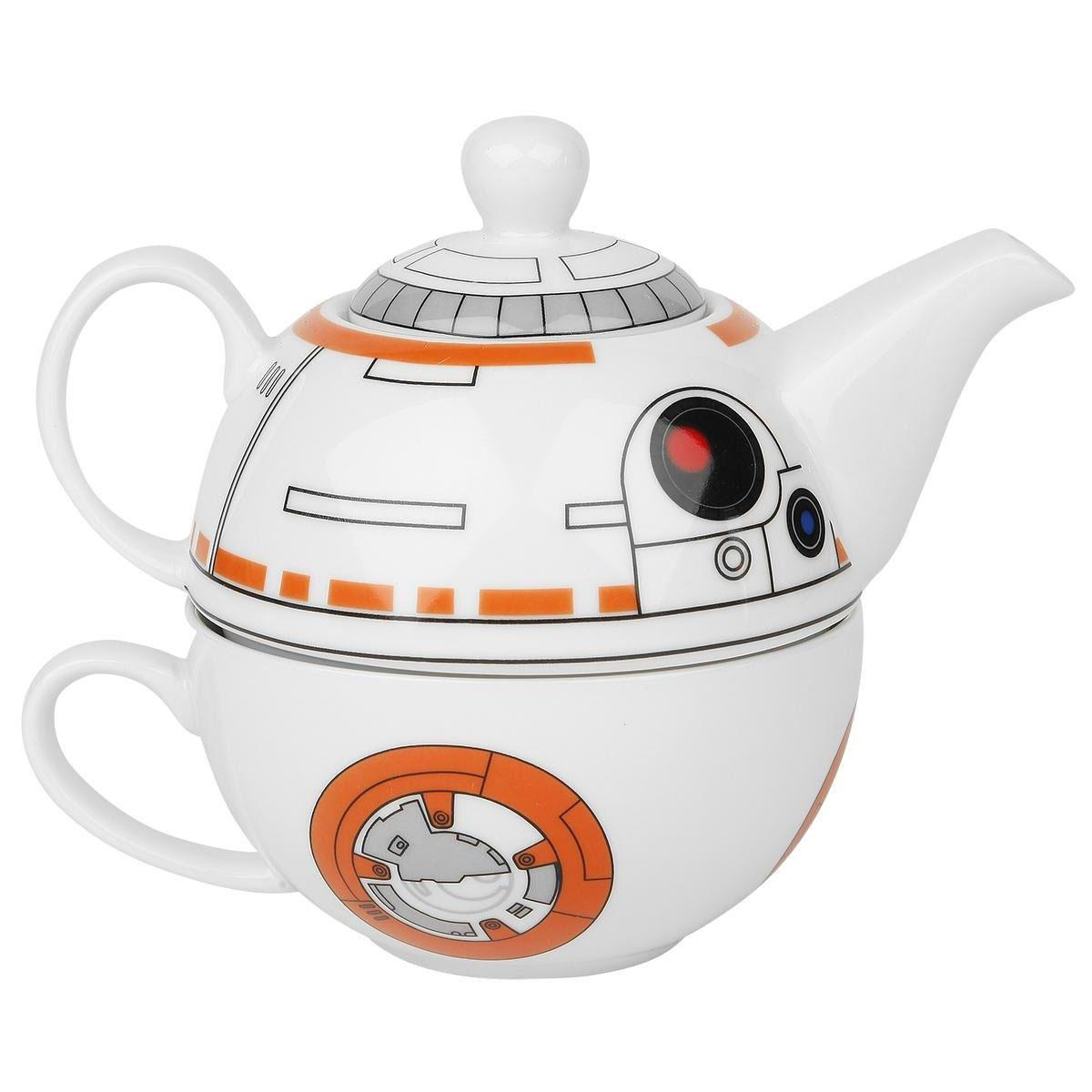 Star Wars BB-8 Ceramic Teapot and Cup Set