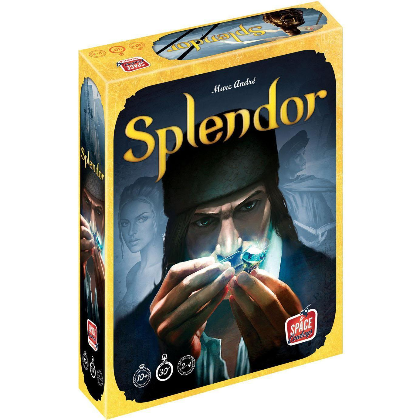 Out) Splendor Board Game