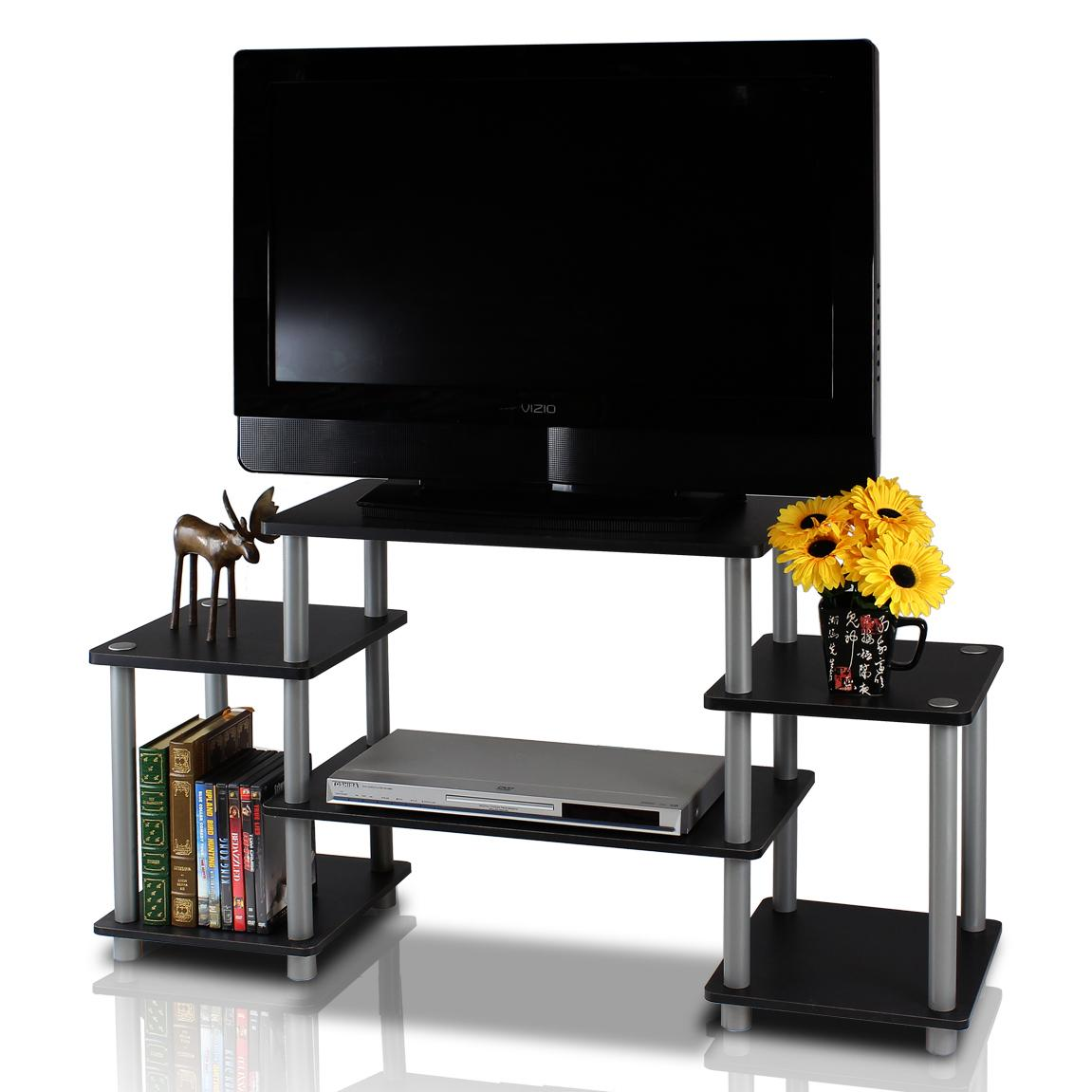 Furinno Turn-N-Tube No-Tools TV Stand