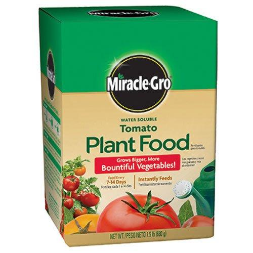 1.5lbs Miracle-Gro Tomato Plant Food