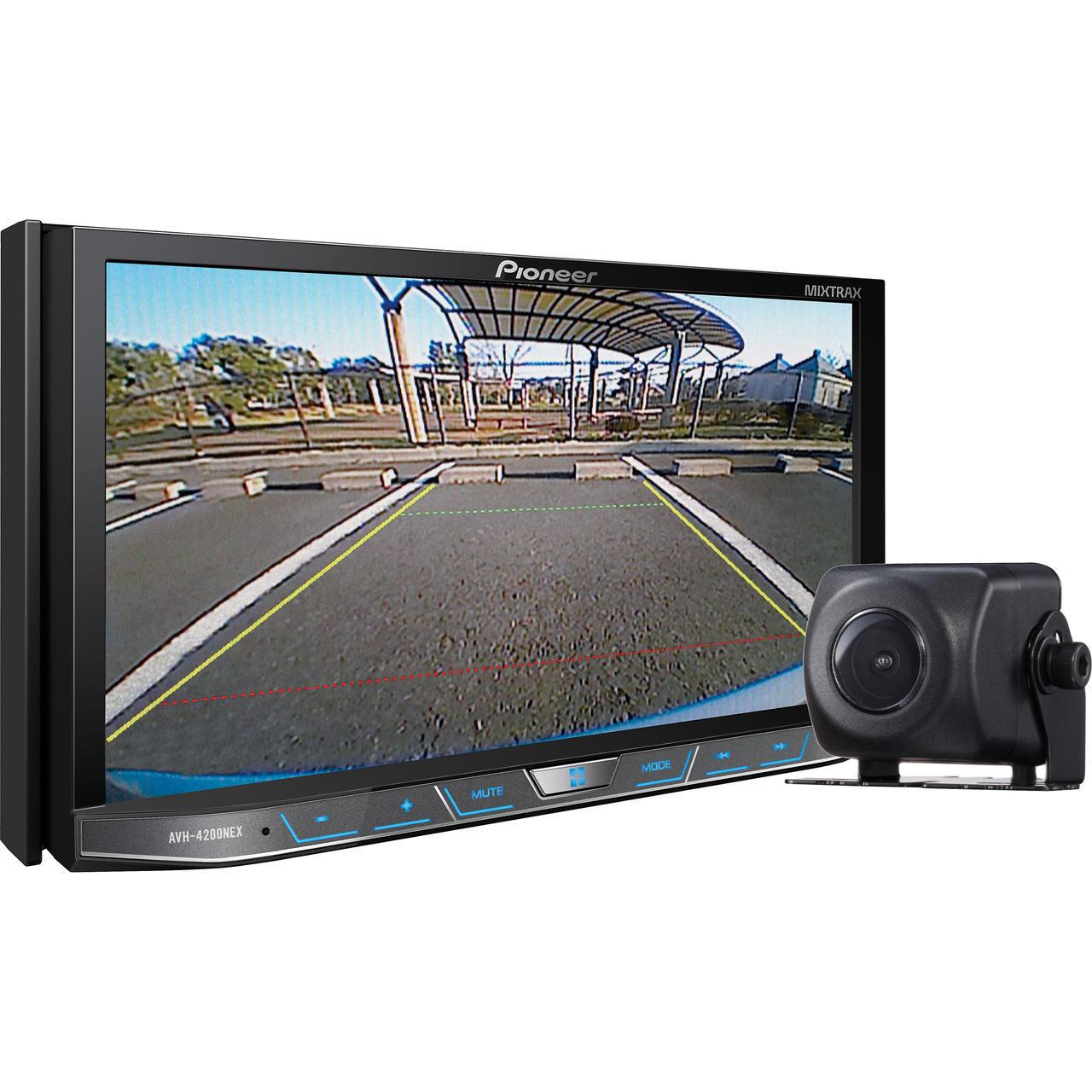 Pioneer 7in Multimedia Receiver with Rear View Camera and GC