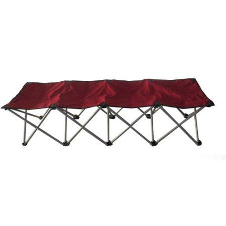 Ozark Trail 4-Person Foldable Camping Bench