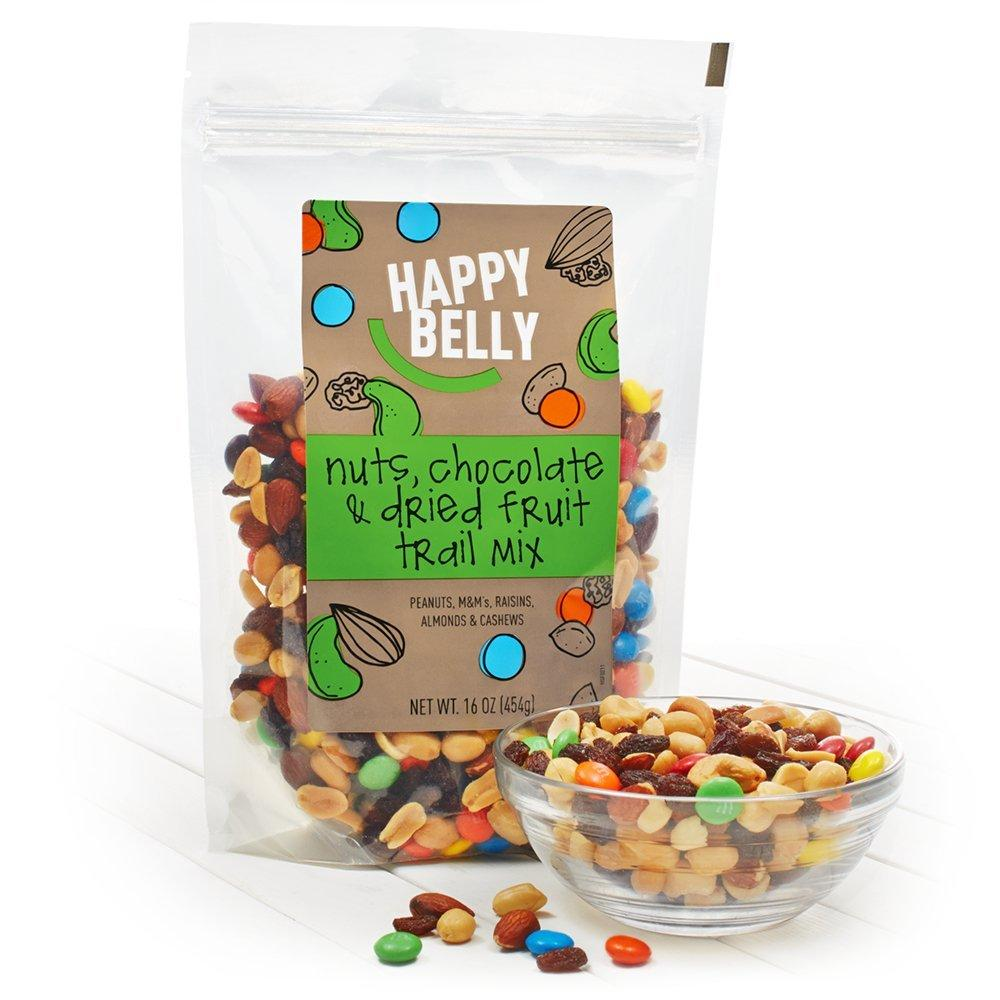 Free Happy Belly Trail Mix with Amazon Purchase
