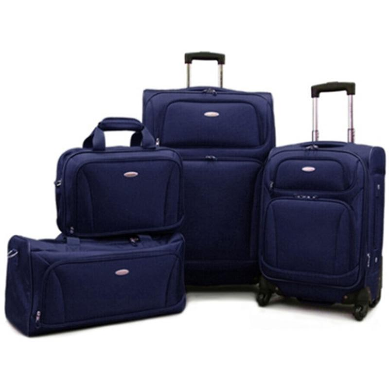 Samsonite Premium 4-Piece Lightweight Luggage Set