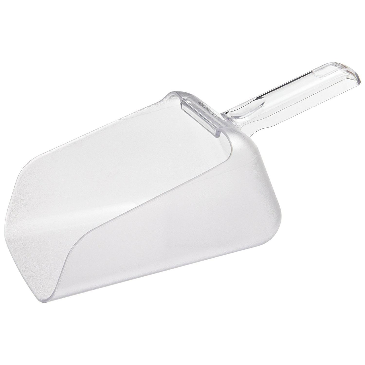 Rubbermaid 64oz Bouncer Contour Scoop for $2.33