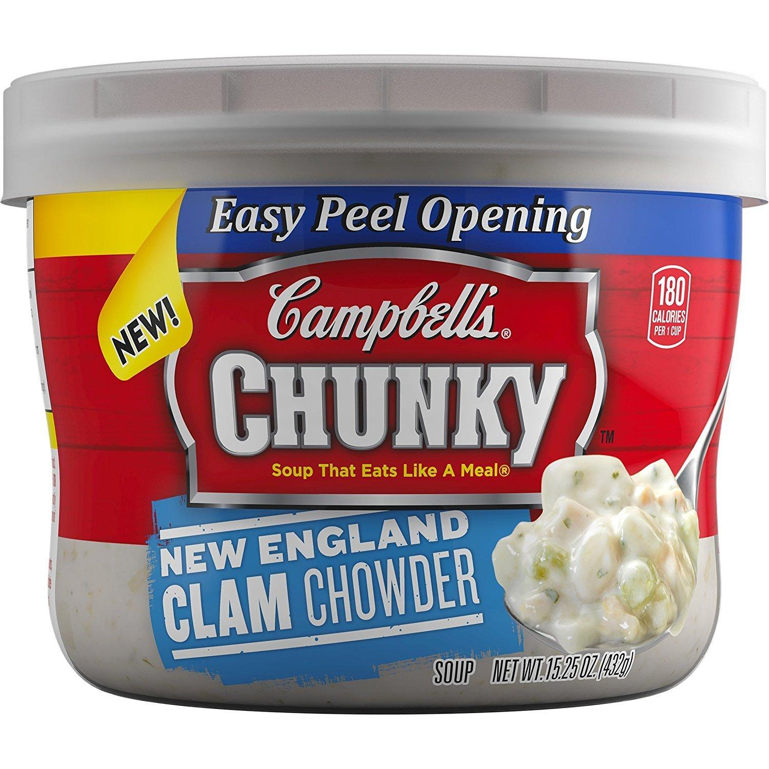 8 Campbells Chunky Soup for $8.37 Shipped