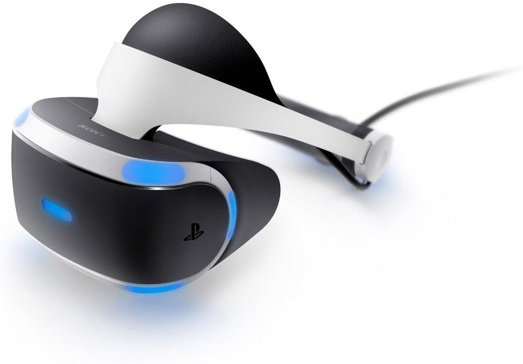 PlayStation VR + PS4 Camera Bundle for $299.99 Shipped